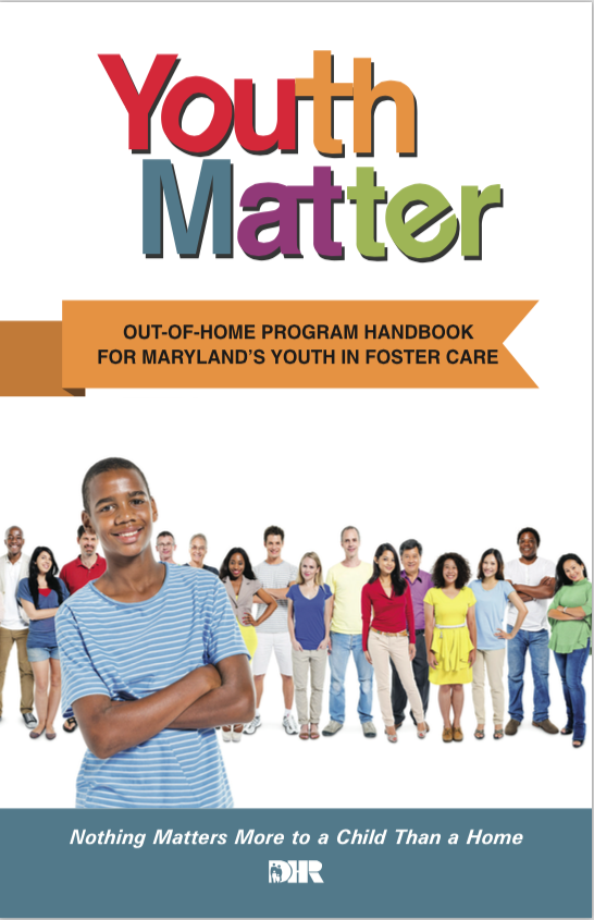 Maryland's Handbook for Youth in Foster Care